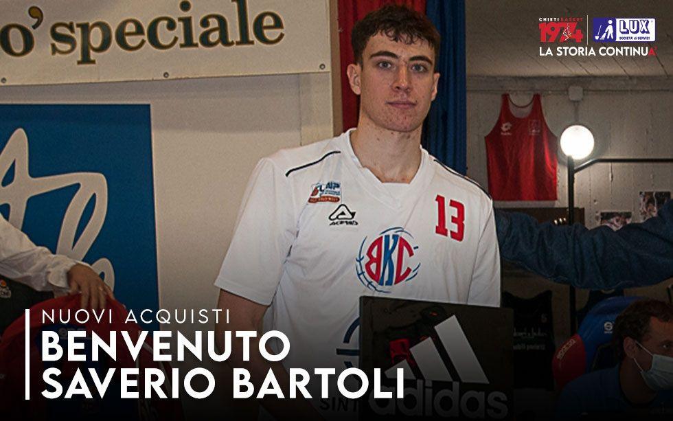 Welcome Saverio