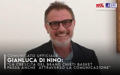"""Cresce il brand """"Chieti Basket"""" attraverso la comunicazione"""