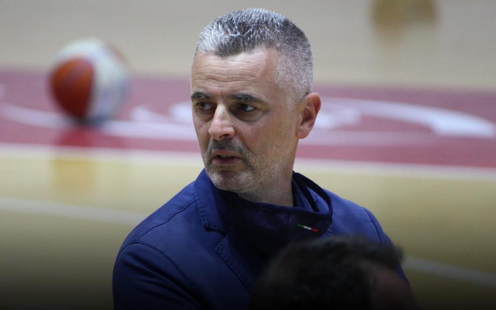 Coach Maffezzoli non è in discussione